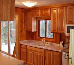 Handcraft Custom Wood Kitchen Cabinets